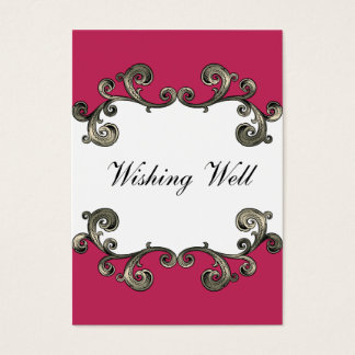 cartes bonnes de souhait roses
