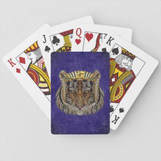 Cartes de jeu - tigre de Faro Jeux De Cartes