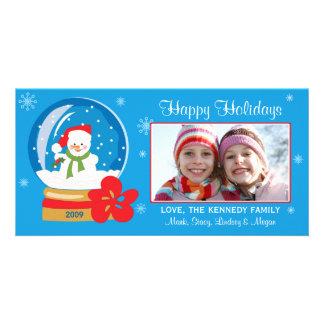 Cartes de Noël de photo Cartes De Vœux Avec Photo