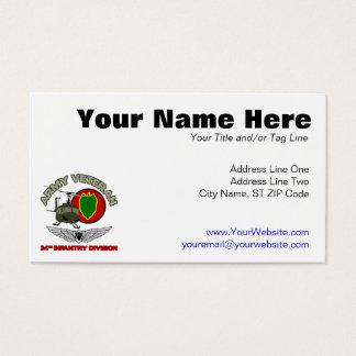 Cartes De Visite 24ème Identification Huey avec des ailes