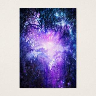 Cartes De Visite Arbre mystique