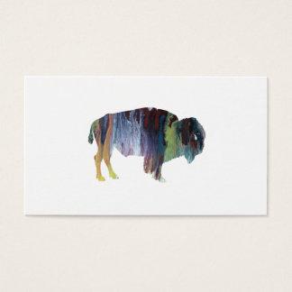 Cartes De Visite Art de bison