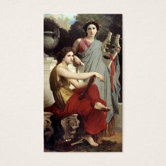 Cartes De Visite Art et littérature - William-Adolphe Bouguereau