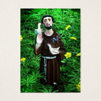 Cartes De Visite ATC de St Francis