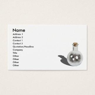 Cartes De Visite BottleofMotivation111510, nom, adresse 1, Addr…