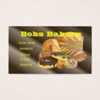 Cartes De Visite Boulangerie