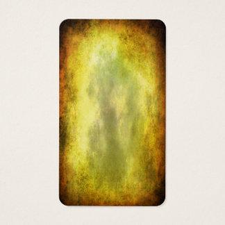 Cartes De Visite Brown et texture grunge beige de nuage