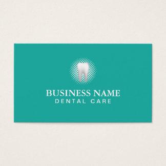 Cartes De Visite Bureau professionnel de dentiste de soins