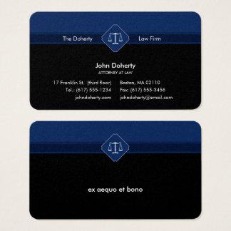 Cartes De Visite Cabinet juridique de l'AVOCAT  
