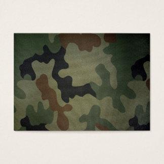 Cartes De Visite Camouflage