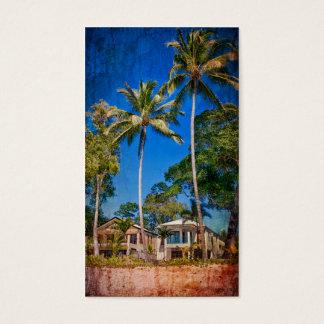 Cartes De Visite Chambres de plage