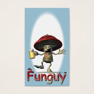 Cartes De Visite Champignon Funguy