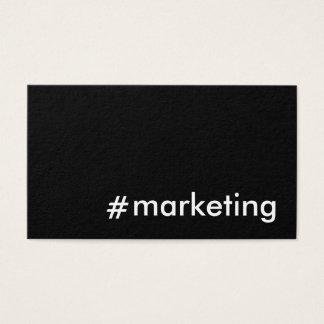Cartes De Visite Commercialisation sociale de médias