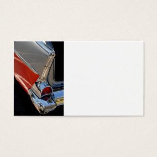 Cartes De Visite Conception classique de voiture de Chevrolet