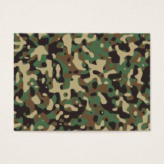 Cartes De Visite Copie de camouflage