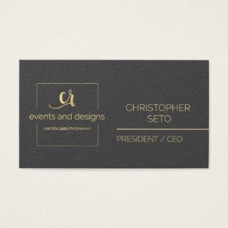 Cartes De Visite Custom Business Card for Client