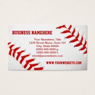 Cartes de visite de base-ball