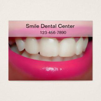 Cartes de visite dentaires