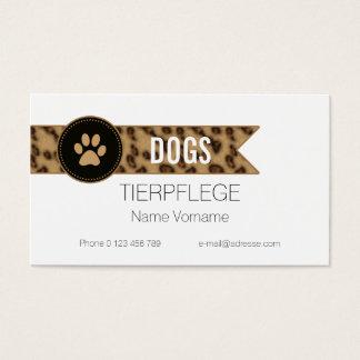 Cartes De Visite Dogs