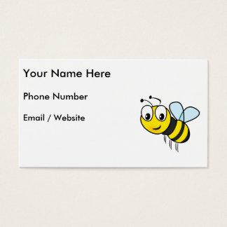 Cartes De Visite Gaffez l'abeille, bourdonnement