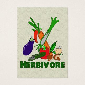 Cartes De Visite Herbivore