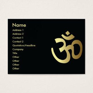 Cartes De Visite Hindouisme - potelé