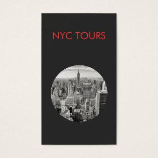 Cartes De Visite Horizon et Empire State Building de New York City
