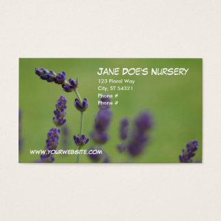 Cartes De Visite La crèche de la daine de Jane
