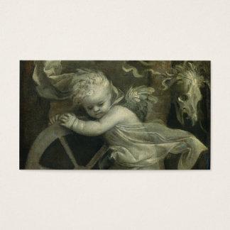 Cartes De Visite La mort de fortune d'amour - Titian
