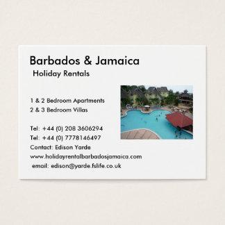 Cartes De Visite Locations de vacances