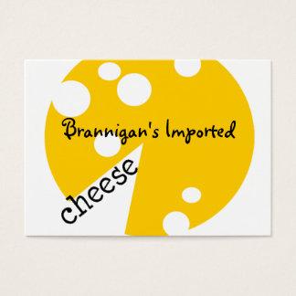 Cartes De Visite Magasin importé de fromage