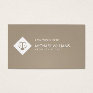 Cartes De Visite Métal professionnel élégant
