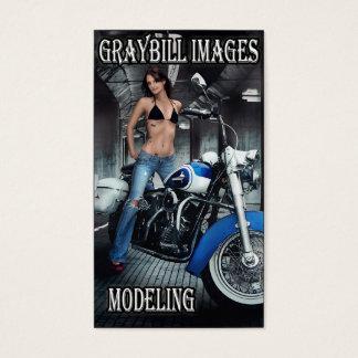 Cartes De Visite Modélisation d'images de Graybill