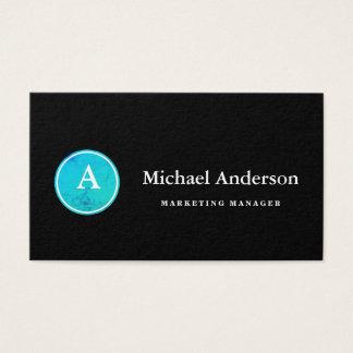 Cartes De Visite Monogramme