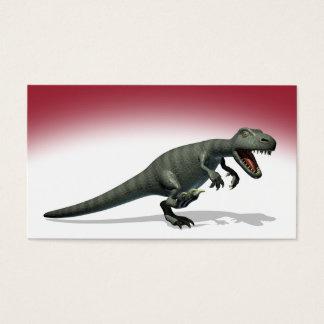 Cartes De Visite Monstre de dinosaure