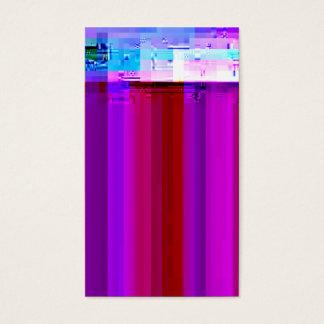 Cartes De Visite No. visuel 1 de la récupération d'écran de