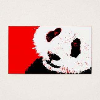 Cartes De Visite panda
