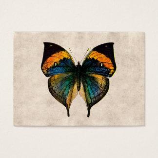 Cartes De Visite Papillons vintages de l'illustration 1800's de