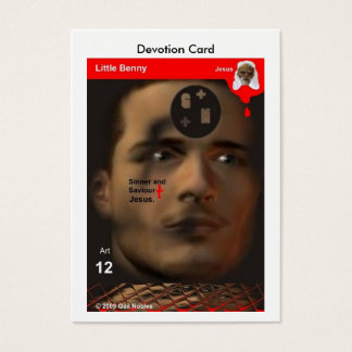 Cartes De Visite Petit Benny