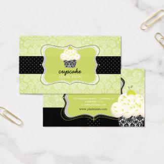 Cartes De Visite Petit gâteau/pâtisserie de PixDezines Keylime