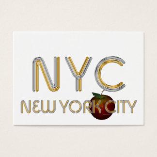 Cartes De Visite PIÈCE EN T New York City
