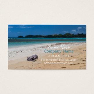 Cartes De Visite Propriété locative, station de vacances et spa de