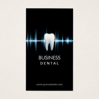 Cartes De Visite Rendez-vous dentaire de dent moderne