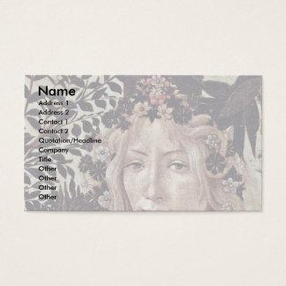 Cartes De Visite Ressort (Primavera) par Botticelli Sandro