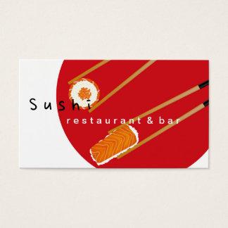 Cartes De Visite Restauration minimaliste de chef de restaurant