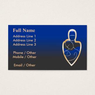 Cartes De Visite Services de famille