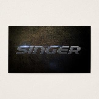 Cartes De Visite Singer Business card