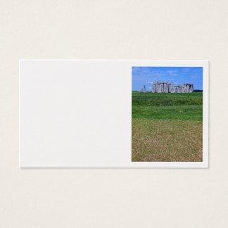 Cartes De Visite Stonehenge, Angleterre