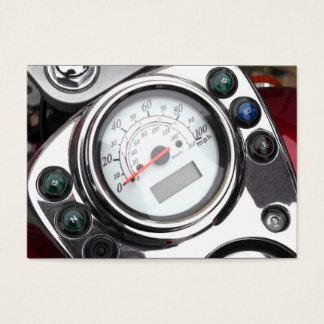 Cartes De Visite Tachymètre de moto