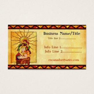 Cartes De Visite TATOUAGE de COMPTOIR COMMERCIAL d'Encantador De